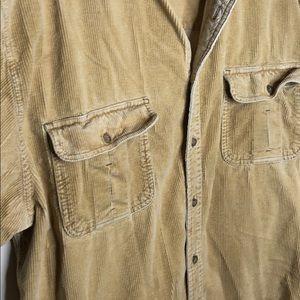 Eddie Bauer Shirts - Vintage Eddie Bauer Corduroy Button Down
